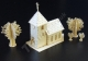 (B-074) Village Chapel Kit