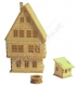 (B-097) Four Storey Medieval House Kit