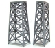 (TB-006) Girder Support Piers x2