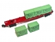 (042) JNR Container Wagon *NEW*