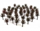(A-120J) (50x) 20mm Tree Armatures